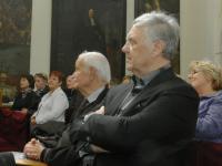 """9j. J Čermák s M. Kroupou při prezentace knihy """"Rozlet"""""""