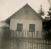 dům pana Chromčáka v Prlově