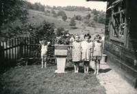 děti v Prlově