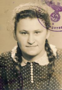 manželka Stanislava Chromčáka Ludmila Hušťová