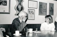 Komrsková 1988, začátek práce ve Zlíně