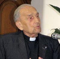 Father Placid in 2004