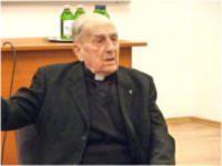 Father Placid in 2010