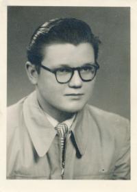 Černý Albert Antonín