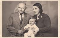 Rodina Žďárských, 1952