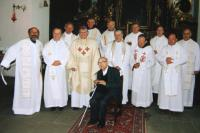 meeting in June 2004 after 30 years of priesthood