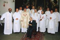 setkání 15.- 16. června 2004 u příležitosti 30 let kněžství