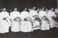 kněžské svěcení 1974