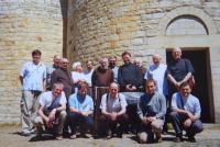 vikariátní konference na Řípu 20.června 2000