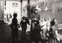 Kaplan kostela Nanebevzetí Panny Marie
