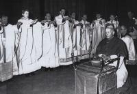 Svěcení 1974
