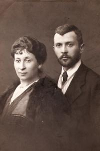 Rodiče Estreicherovi