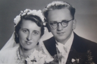 Wedding Photo 1951