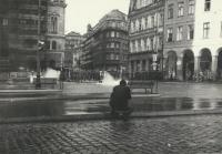 21.8.1969 - slzný plyn