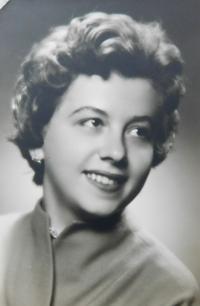 Wife Květoslava Vlčková (Srovnalová)