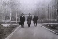 Delegace ORGRESu v SSSR v roce 1961