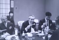 Služební cesta do Japonska v roce 1970