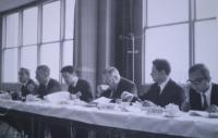 Zasedání expertů WEC v Jerevanu v roce 1982