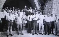Zasedání WEC v Izraeli v roce 1965