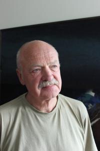 Architek Jura Oplatek v roce 2014