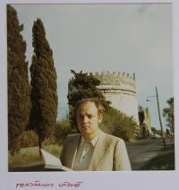 Jura Oplatek v Římě - 70. léta