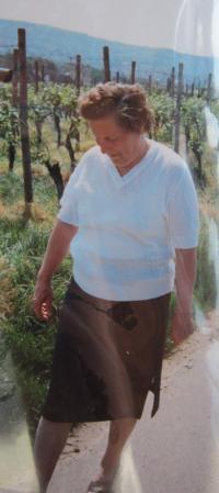 Manželka Marie Kirschnerová