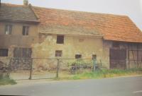 Rodný dům Huberta Kirschnera v Kamenieci (německy Grenstol)