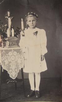 Manželka Marie Brixová (Kirchner)