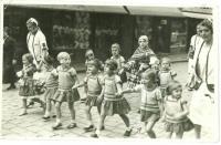 Eva Bošková v Sokole (1934)