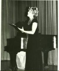 Koncert na Zbraslavském zámku v roce 1972