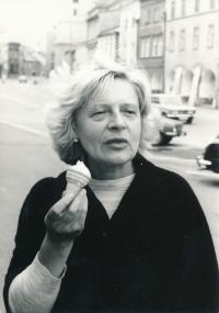 Eva Bošková (Svitavy, červenec 1982)