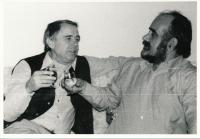 Pavel Bošek a Luděk Brábník (1979)