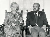 Eva Bošková a Pavel Bošek (1980)