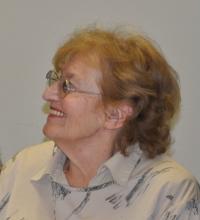 Jitka Borkovcová - současný portrét 2