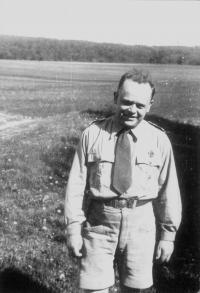 Jaroslav Harák, rok 1946