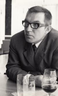 Jaroslav Haidler - dobová fotografie