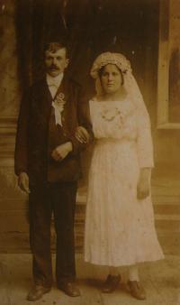 Rodiče Josefa Kulicha