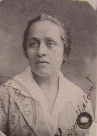 Matka Anna Zweigenthalová