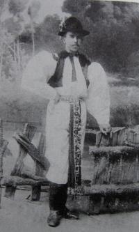Otec Arnošt Zweigenthal