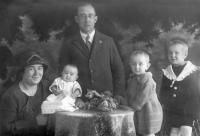 rodina Štvánových
