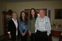 Pupils from the project Stories of Our Neighbours with Pavel Kohn