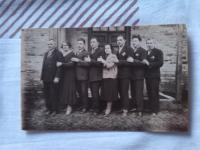 Rodinná fotografie Dobromily Janákové
