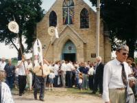 Evangelický kostel v Boratíně