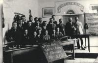 Kurs zpěvu a hudby v Boratíně, 1934