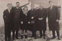 Family Ludvík - 1947