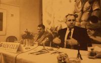 Tomáš Ježek a Karel Pecka 16.5.1996