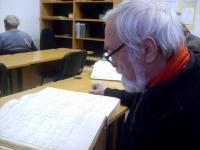Pan Čelakovský v archivu