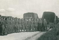 válečná fotografie