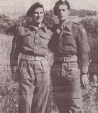 Emil Kočnár vpravo
