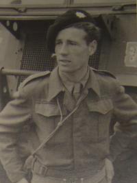 Emil Kočnár, 1945